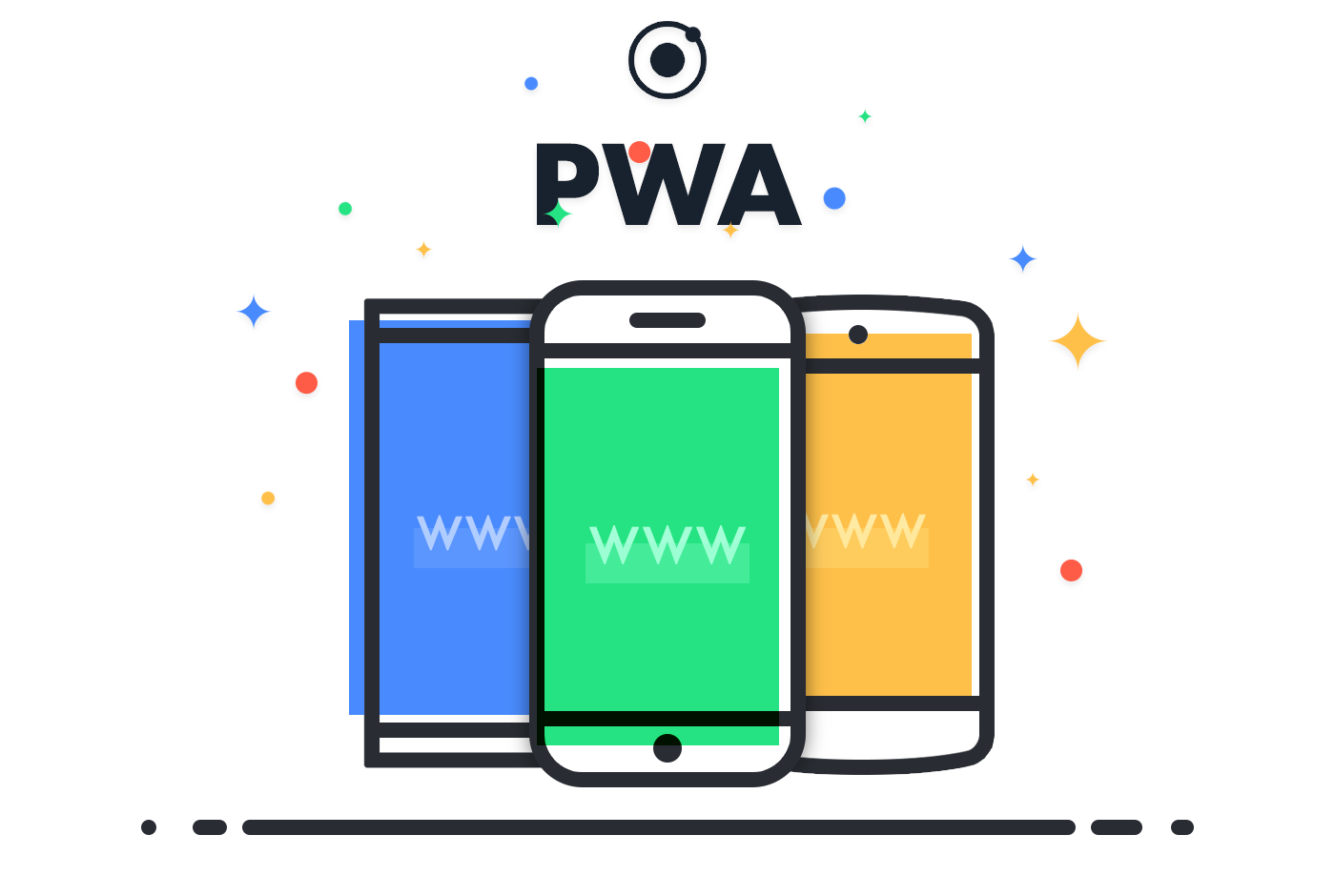 How to create a progressive web app (PWA) in laravel 5.* and above